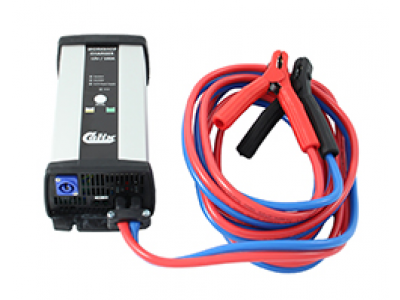 CALIX Workshop charger 12/100 (2m 12V cable)