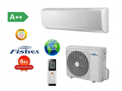 FISHER COMFORT PLUS 2,6 KW (R32)