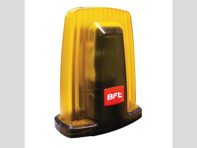 BFT B LTA 230R1 sárga villogó lámpa