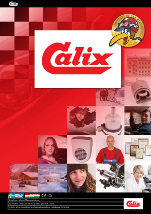 Calix katalógus